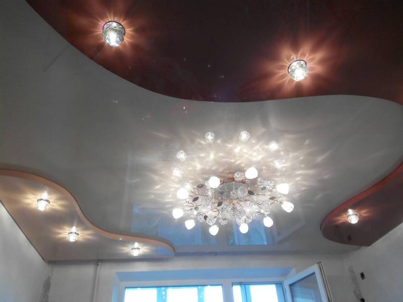 Натяжные потолки в Кременчуге - Фото 2