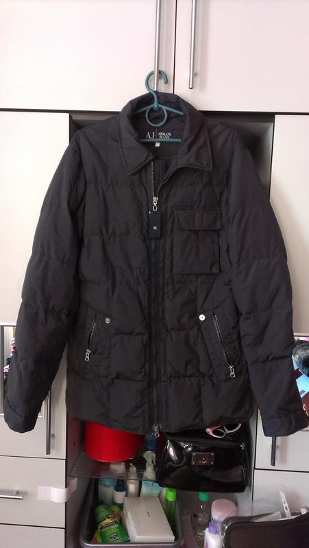 Куртка, пуховик armani jeans