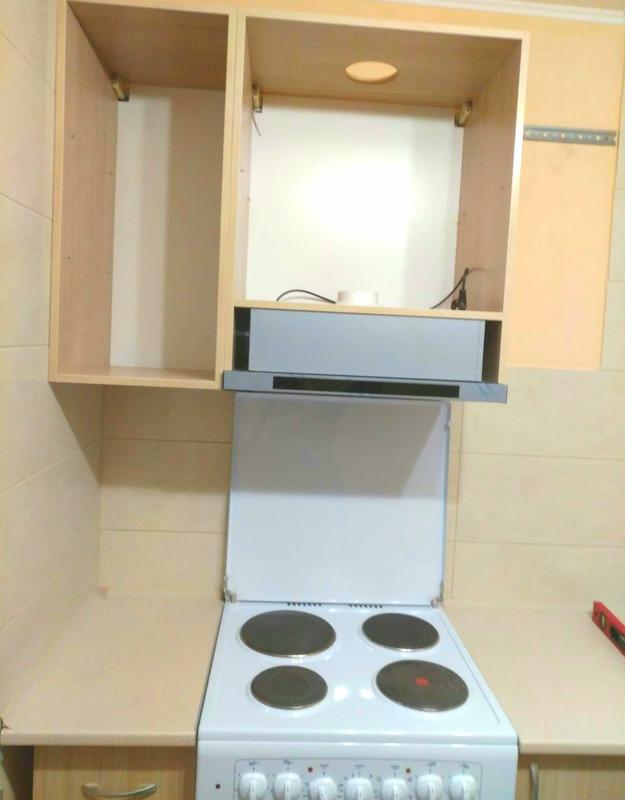 Замена кухонных фасадов - Фото 3