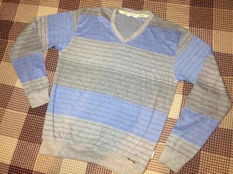 Пуловер р.52-54