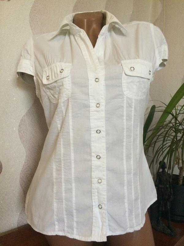 Стильная рубашка блуза
