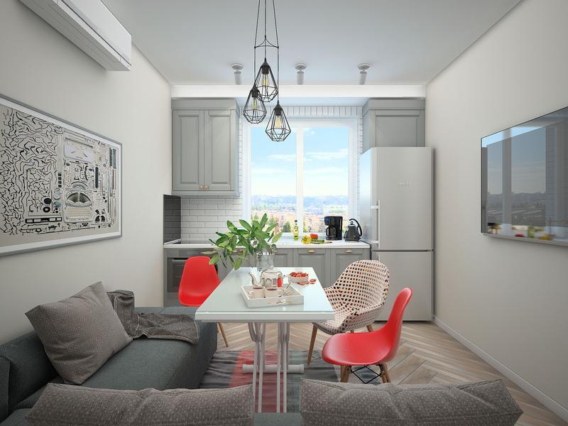 Обучение дизайну интерьера Квартиры/ Дома/ Офиса