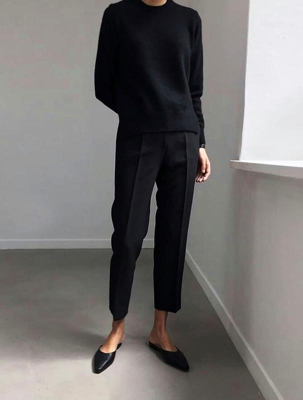 Обалденные базовые зауженные брюки primark