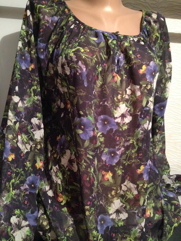 Оригинальная блуза.271