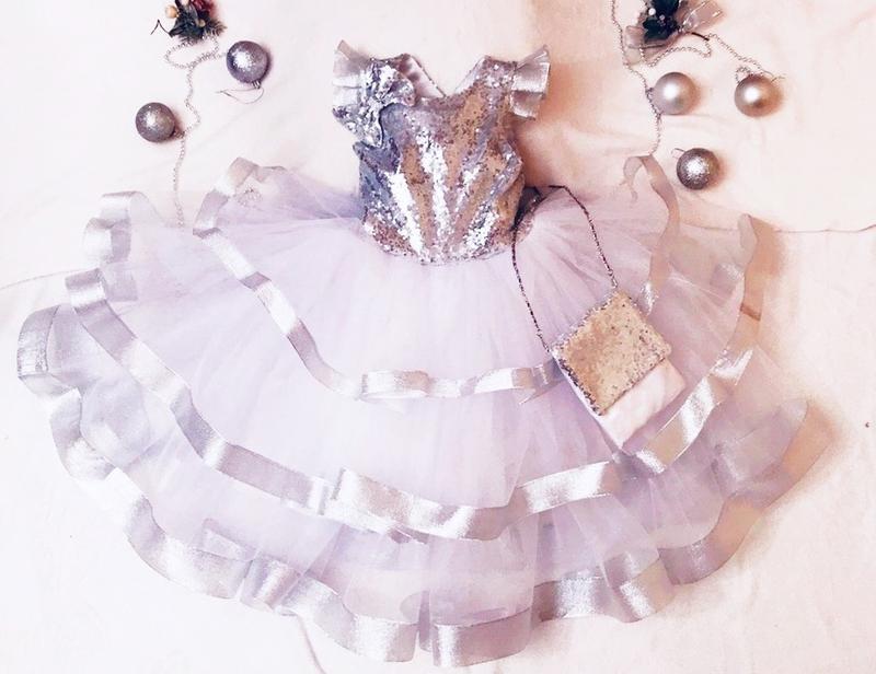 Пошив детских нарядных платьев