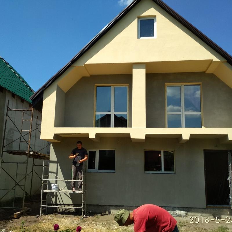 Наружное утепление фасадов дома, утепление стен квартиры, лодж...
