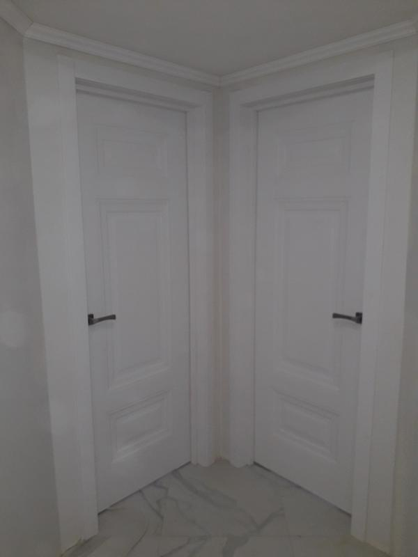 Монтаж дверей под ключ