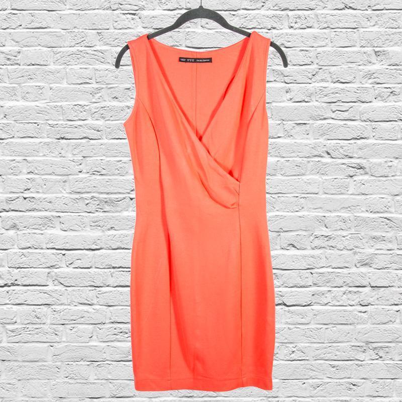 Классическое платье без рукавов, офисное платье летнее, летний...