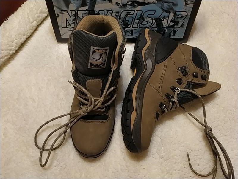 Строительные тяжелые мужские ботинки итальянской марки ...
