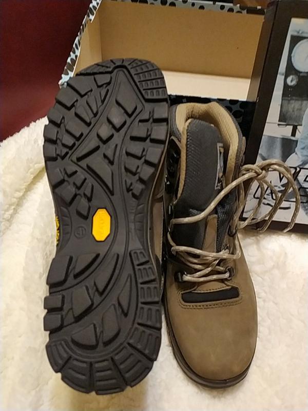 Строительные тяжелые мужские ботинки итальянской марки ... - Фото 4