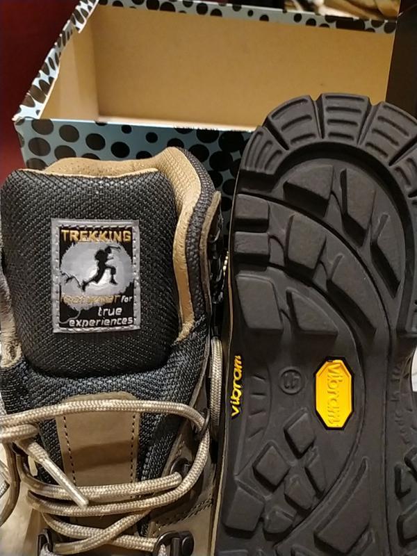 Строительные тяжелые мужские ботинки итальянской марки ... - Фото 5