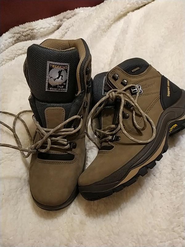 Строительные тяжелые мужские ботинки итальянской марки ... - Фото 7