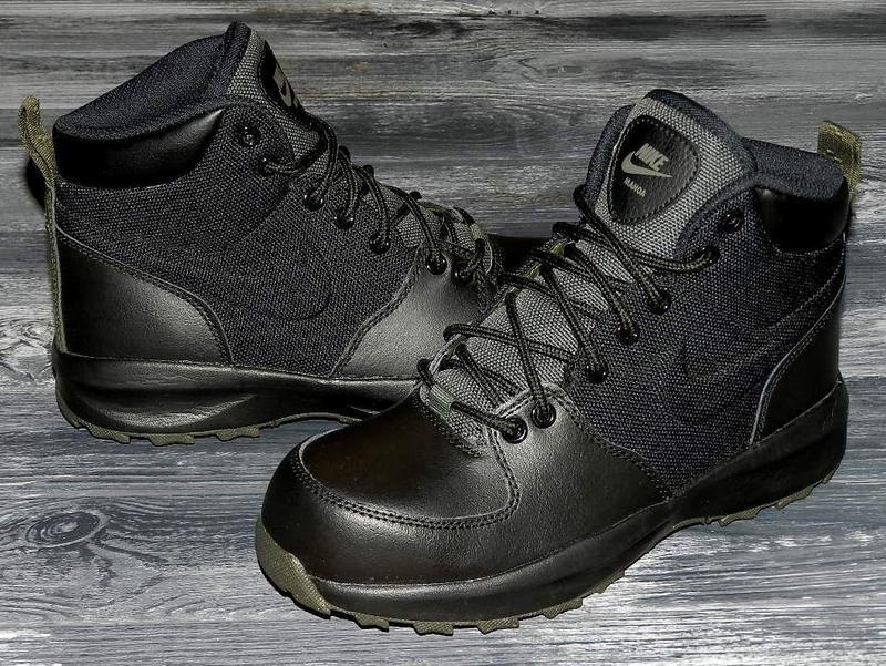 Nike air manoa ! оригинальные, кожаные, невероятно крутые крос...