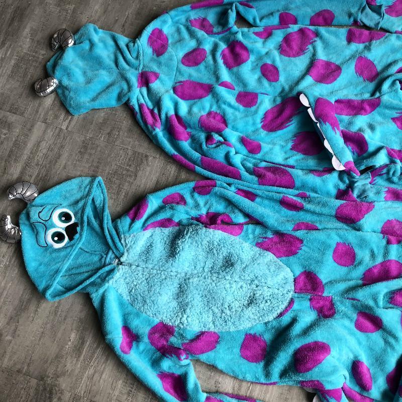 Пижама кигуруми корпорация монстров disney