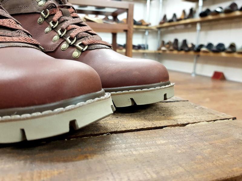 Ботинки туристические caterpillar crux мужские кожаные из сша - Фото 3