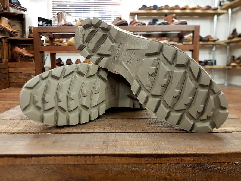 Ботинки туристические caterpillar crux мужские кожаные из сша - Фото 6