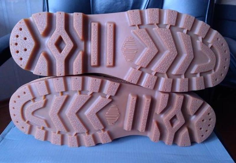 Ботинки palladium мужские кожаные оригинал из сша - Фото 4