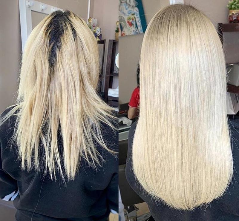 Наращивание волос,распутывание колтунов