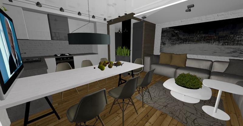 Разработка дизайна интерьера - Фото 3