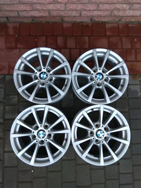 Диски оригинал BMW R16 Style V-Spoke 390
