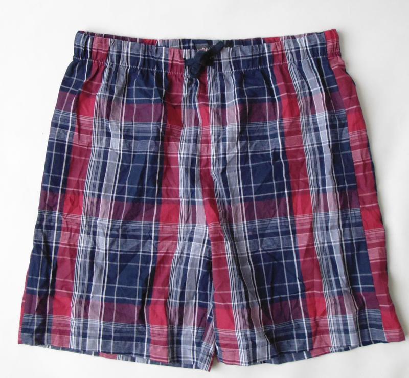 Домашние пижамные шорты primark англия м