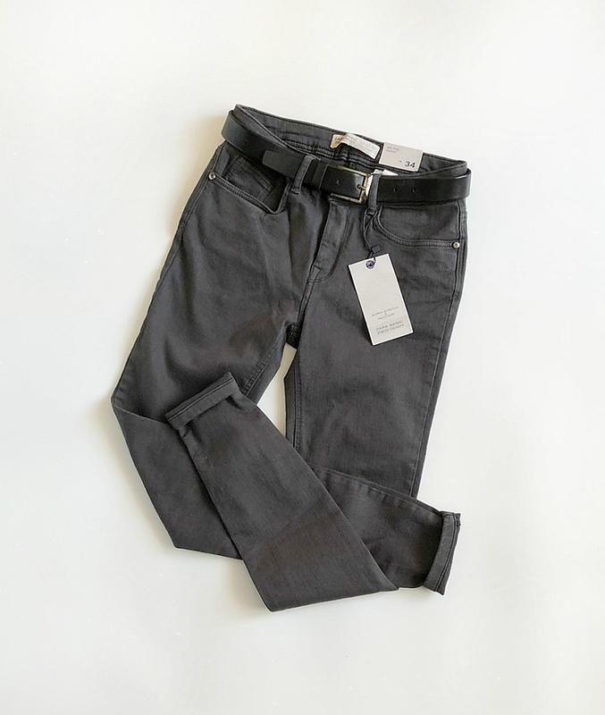 Идеальные базовые узкие джинсы zara