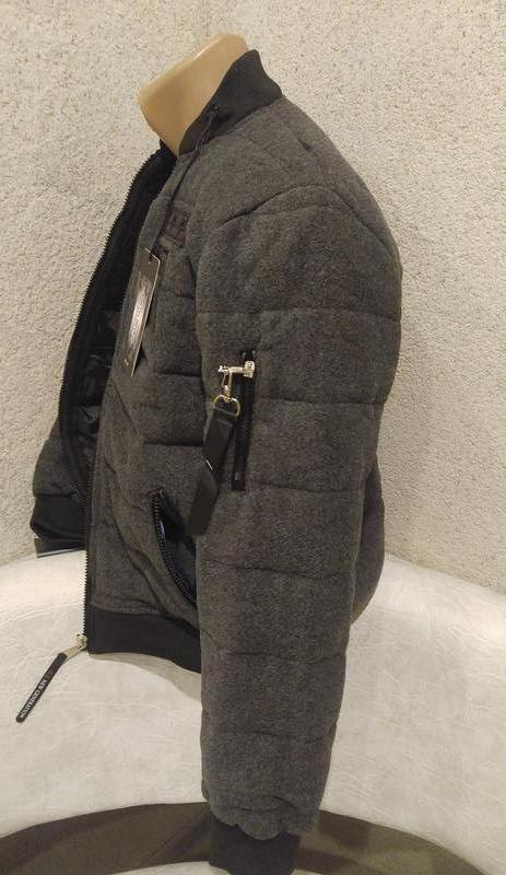 Бомбер мужской*осень/зима - Фото 3