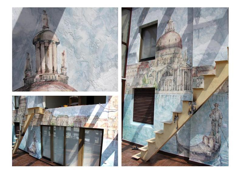 Художній розпис стін - Фото 5