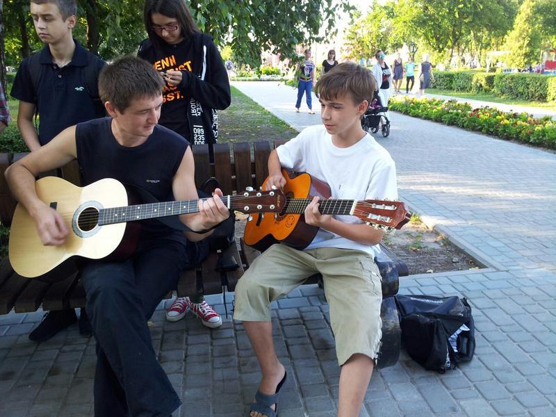 Обучение игре на гитаре с нуля! - Фото 4