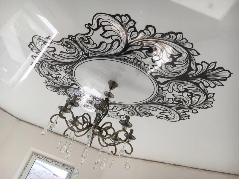 Натяжные потолки Черновцы Sky Art Design - Фото 2