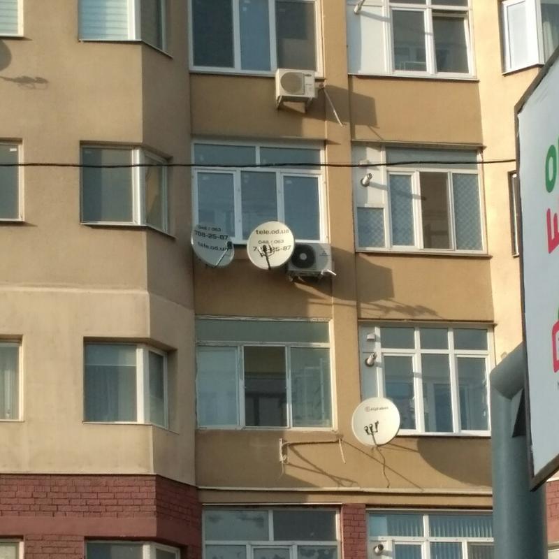 Ремонт антенн, тюнеров