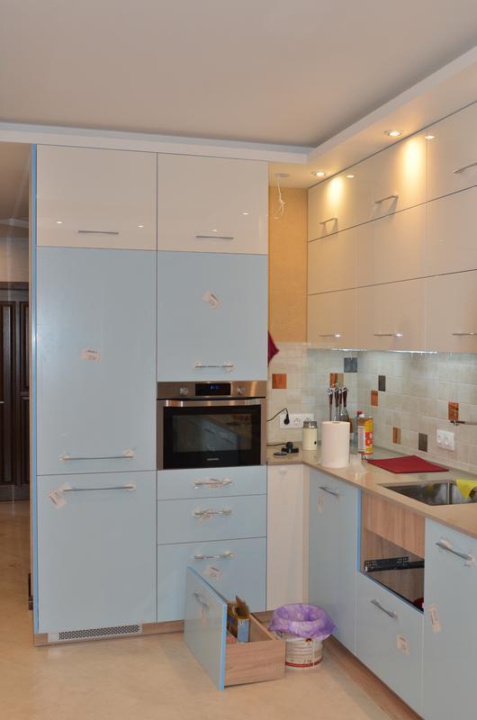 Изготовление кухонной мебели с нуля.