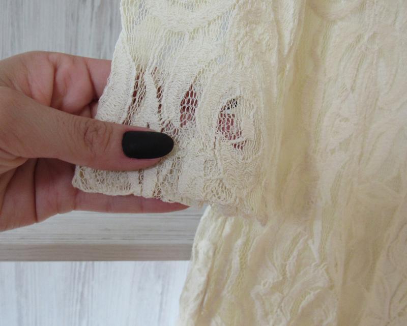 №27 новое ажурное гипюровое нежное платье от mila london - Фото 4