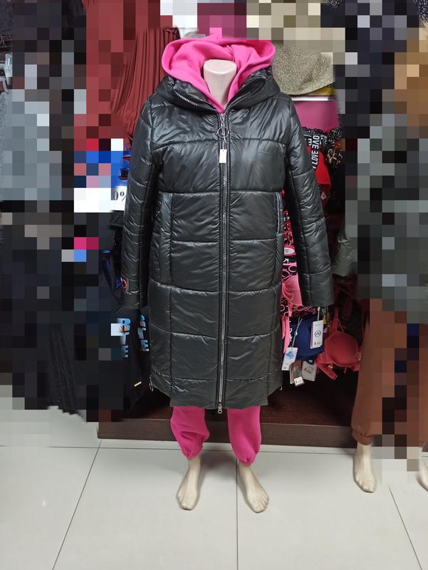 Куртка зима женская, теплая, с капюшоном.