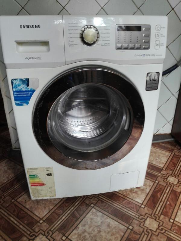 Произвожу установку и подключение стиральных машин