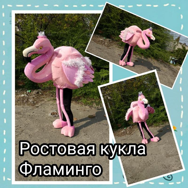 Изготовление ростовых кукол под заказ