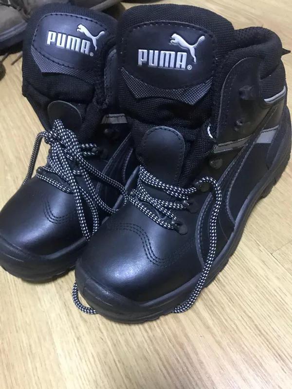 чоловічі будівельні черевики