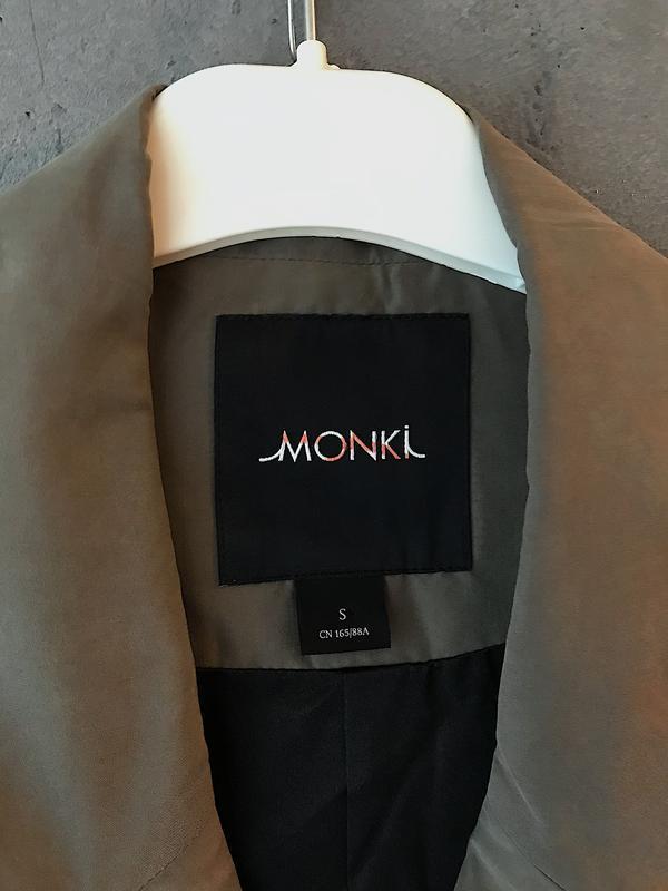 Пиджак кимоно monki размер s