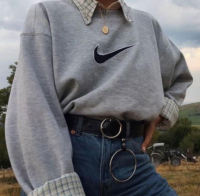Пояс ремень кожаный с кольцом с круглой бляхой пряжкой унисекс... - Фото 8