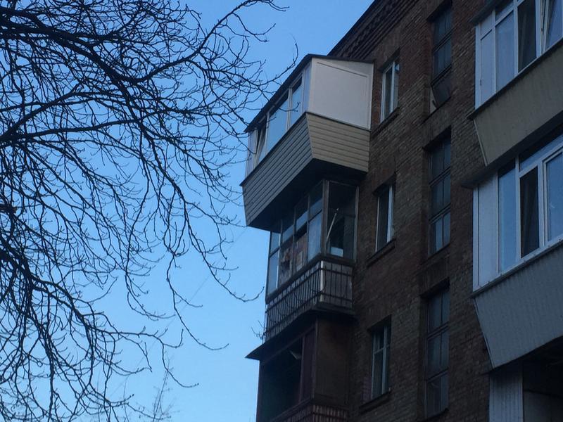 Балконы под ключ в Киеве - Фото 2