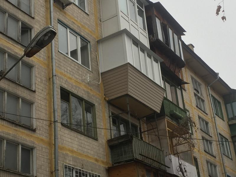 Балконы под ключ в Киеве - Фото 4