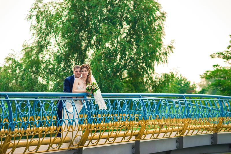Свадебная фотосессия - Фото 4