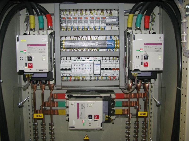 Монтаж и реконструкция трансформаторных подстанций