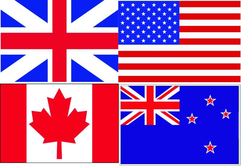 можно флаги англоязычных стран фото стоит сказать