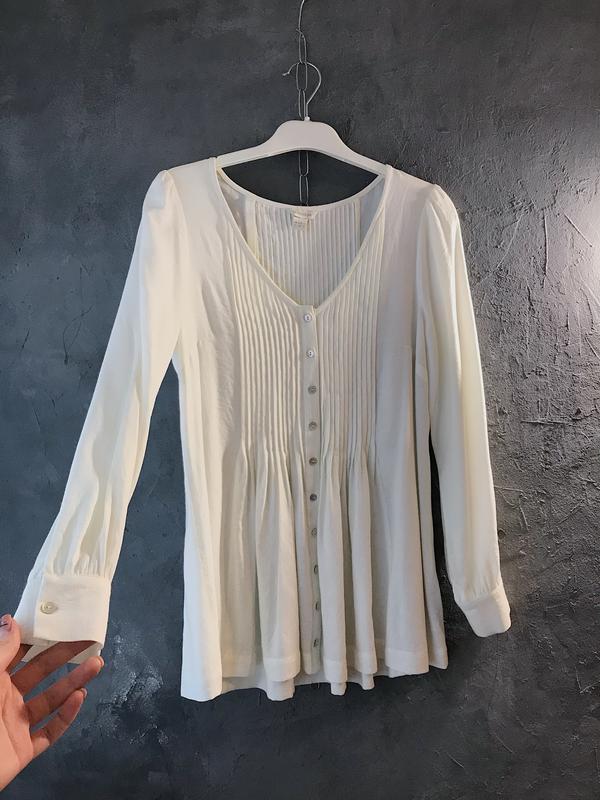 Блуза в корейском стиле  блузка рубашка