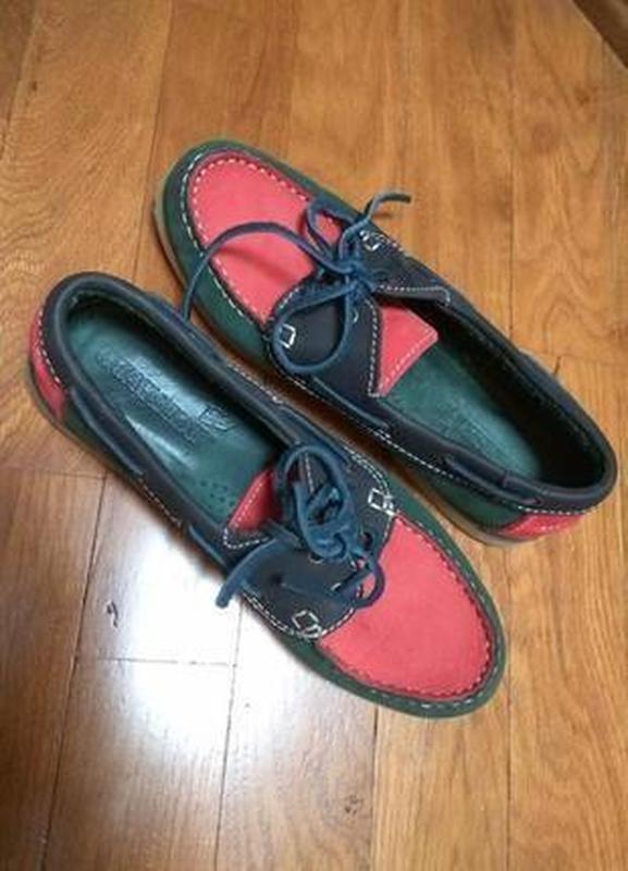 Туфли мокасини  100%кожа