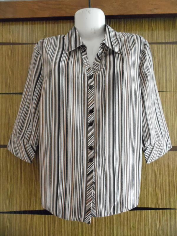 Блуза, новая bonmarchе, размер 18 – идет на 52-54.