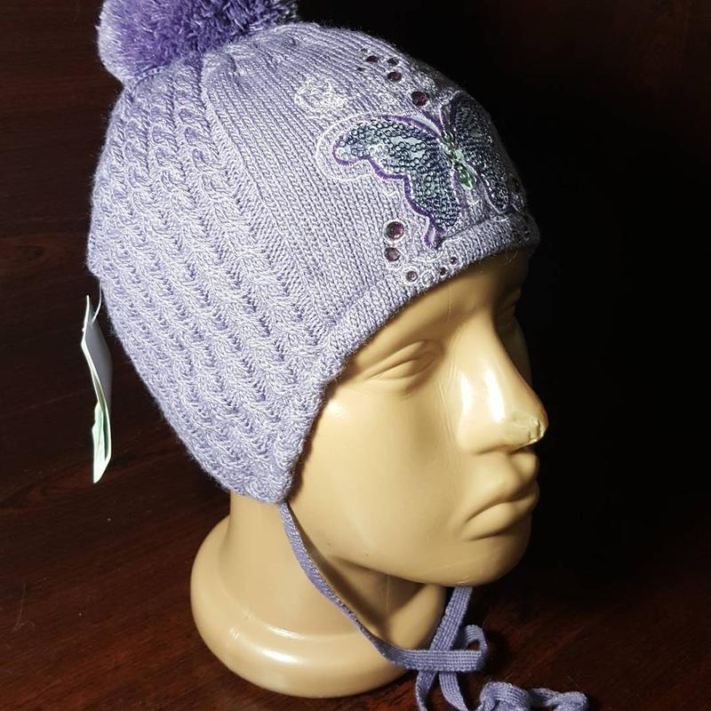 Зимняя шапка barbaras р.48-50