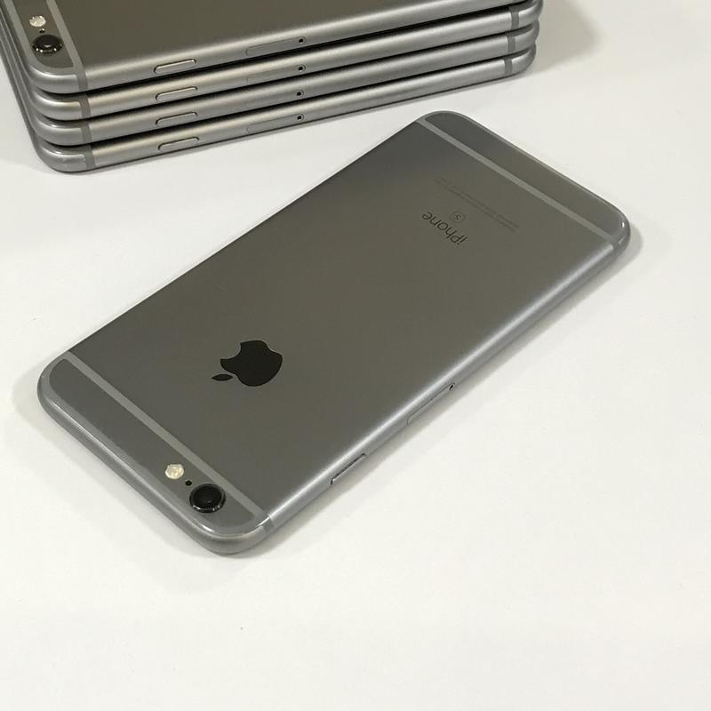Смартфон Apple IPhone 6s 32Gb Space Gray Neverlock оригинал Б/у - Фото 6