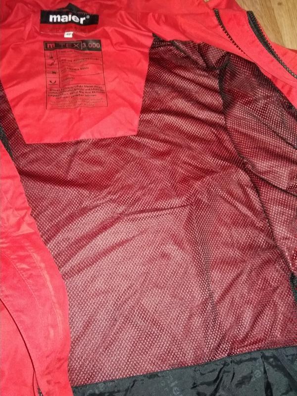 Куртка мужская maier sports - Фото 4